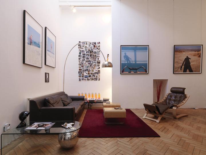 JL – Loft Living Room