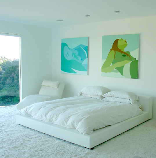 Hollywood Hills – Master Bedroom 2