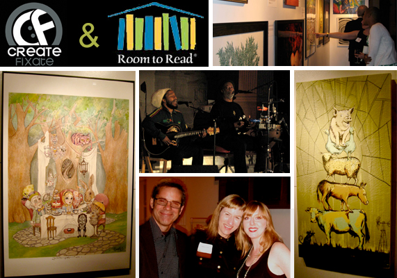 Room to Read – 10 Year Anniversary Gala