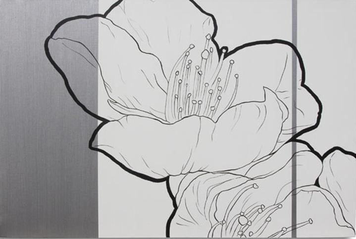 SW – Black Silver Sakura