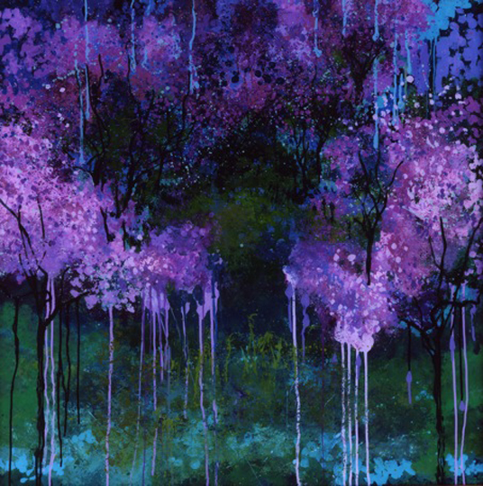RS – Purple Forest